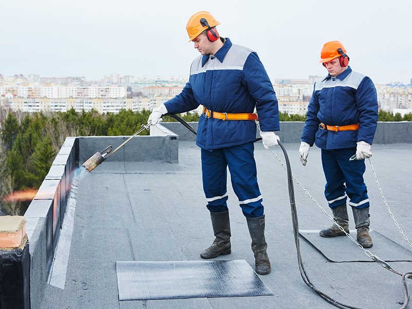 Felt Roofing Professional Roofing Services
